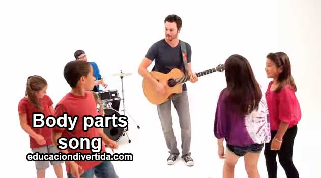 Body Parts song [Vídeo]