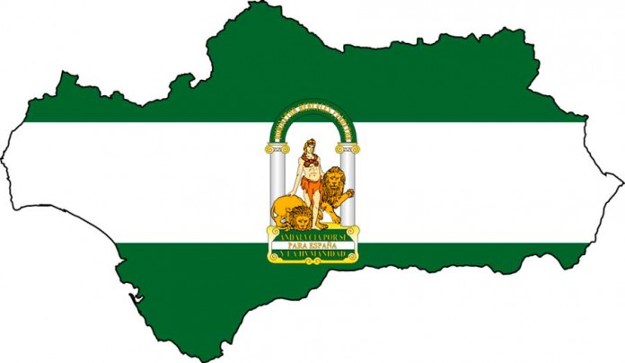 Mapas de Andalucía