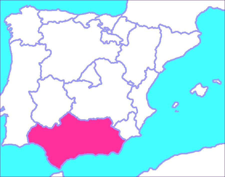 Andalucia-situacion-Espana