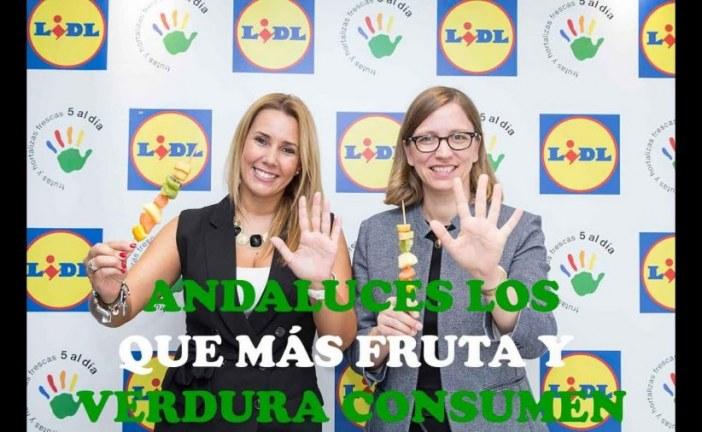 Los andaluces son los españoles que más fruta y verdura consumen al día – PRESEN TV