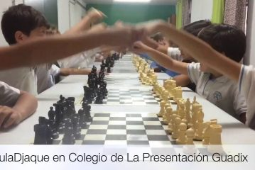 AulaDjaque una realidad en el Colegio de la Presentación de Guadix (Granada)