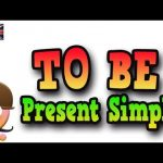Verbo to be – Present simple, inglés para niños