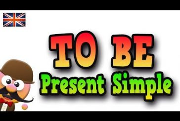 Verbo to be – Present simple, inglés para niños