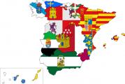 Maqueta del relieve y los ríos de España – Trabajo cooperativo