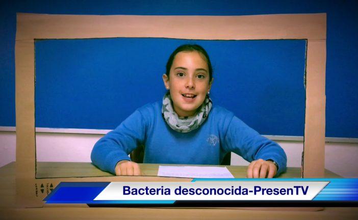 Hallan una bacteria desconocida – CIENCIAS PRESEN TV
