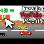 Juegos de matemáticas primer ciclo [Video]