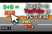 Juegos de matemáticas primer ciclo (video)