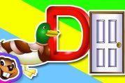 Vídeo inglés alphabet words