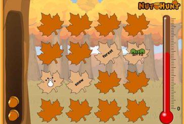 Juego online: Nut hunt
