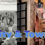 Test city and town