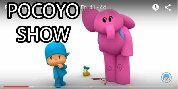 Pocoyo show