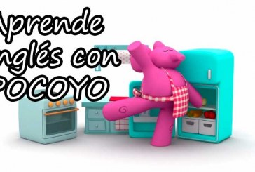 Aprende inglés con Pocoyo / Learn english with Pocoyo
