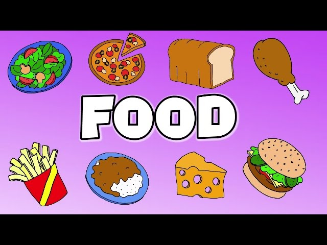 The food