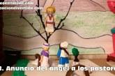 Las 12 escenas de la Navidad desde la mirada de los niños realizadas en plastilina