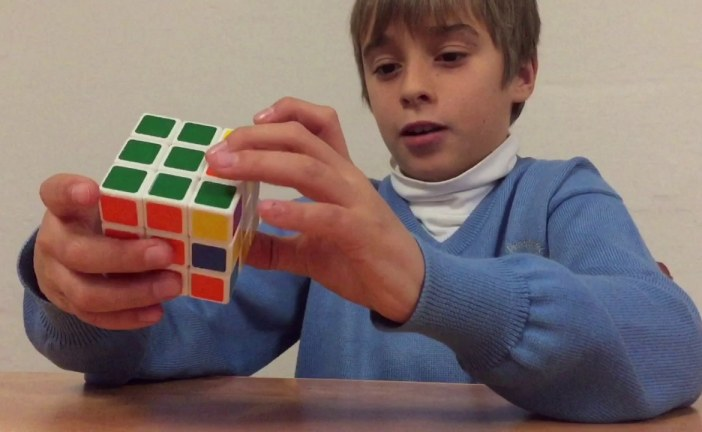 El cubo de rubik una gran herramienta pedagógica