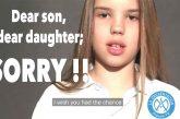 Interesante vídeo carta de estos alumnos, para pedir perdón por el maltrato al medio ambiente