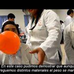 Comprobación de la ley de la conservación de la masa en Química