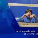 Accidente de tráfico en Almería - SUCESOS PRESEN TV