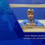 Joven madrileño dispara perdigones a los viandantes – SUCESOS PRESEN TV