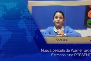 Warner Bross estrena película – ESTRENOS CINE PRESENTV