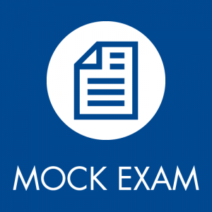 MOCK EXAM for 5th grade - 19/01/2017