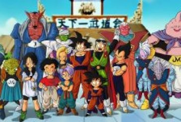 DRAGON BALL: HUMAN BODY