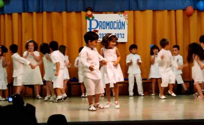 Ideas para bailes en Educación Infantil
