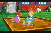 """Vídeo inglés de Arthur """"Mind your manners"""""""