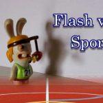 Aprender inglés con bits de inteligencia de los Rabbids Sports [Vídeo]