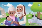 Historia de Abraham para niños