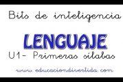 Primeras sílabas con bits de inteligencia