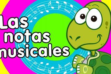 Las notas musicales [vídeo]
