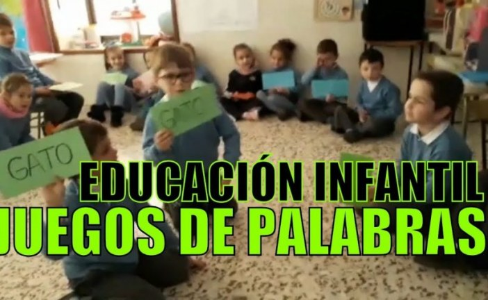 Juego de los animales en Educación Infantil