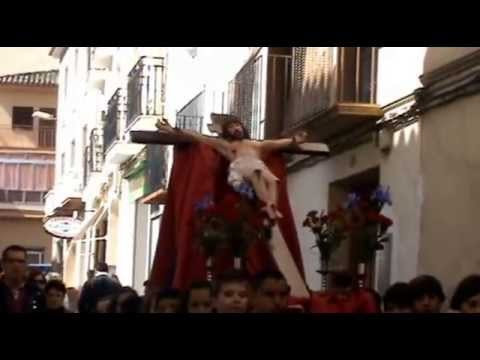 Vía crucis Semana Santa Baza