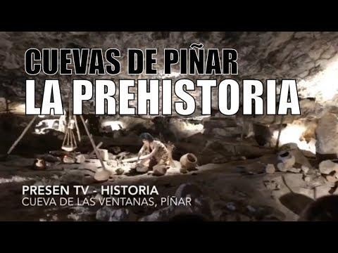 La Prehistoria en las Cuevas de Piñar