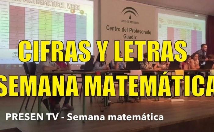 Concurso de Cifras y letras para Educación Primaria