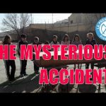 The MYSTERIOUS ACCIDENT - Corto en inglés