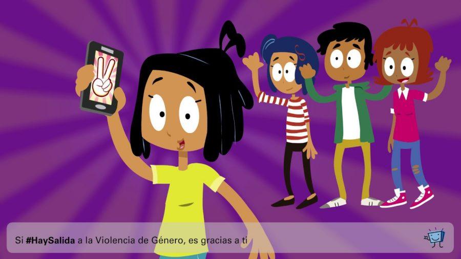 Este vídeo te ayudará a reflexionar sobre la violencia de género digital