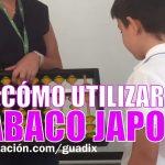 El ábaco japonés: nos divertimos calculando