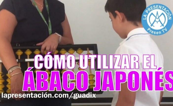 Cómo utilizar el ábaco japonés | ALOHA