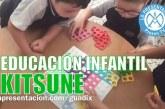 Kitsune en Educación Infantil | ALOHA