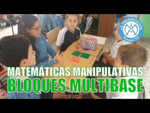 Bloques multibase en MATEMÁTICAS