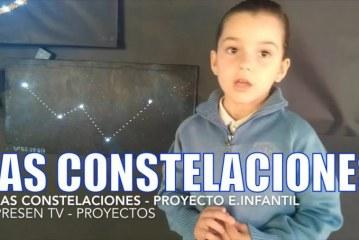Proyecto sobre las CONSTELACIONES   Educación Infantil