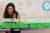 Auxiliar de conversación en Educación Infantil
