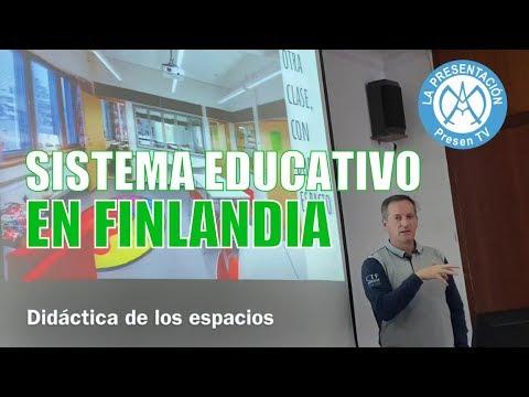 El sistema educativo finlandés