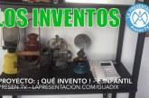 Proyecto de los inventos en Educación Infantil