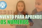Sencillo invento para aprender los números de una a cinto cifras