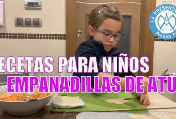 Receta de empanadillas con atún para niños | Canal Cocina