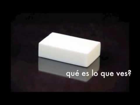 Pastilla de jabón un vídeo para reflexionar