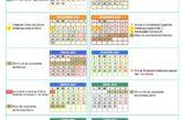 Calendario escolar Cádiz para el curso 2020-2021